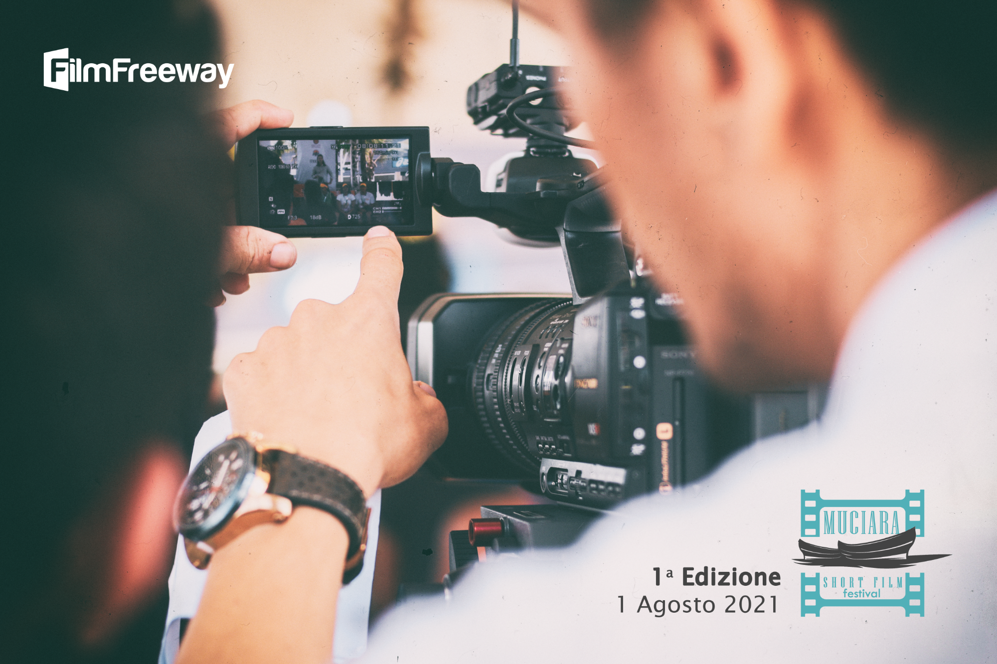 Muciara Short Film Festival: il programma della cerimonia di premiazione